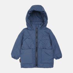 Демисезонная куртка Одягайко 22459 80 см Синяя (ROZ6400141936)