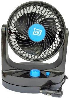 Вентилятор автомобильный inDrive IFN-712-1 12 В