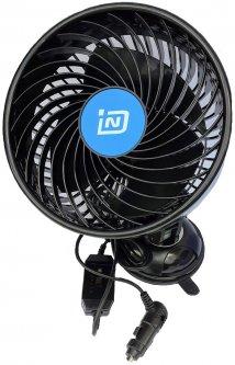 Вентилятор автомобильный inDrive IFN-824-1 24 В
