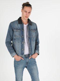 Джинсовая куртка Colin's CL1051278DN40660 S Buddy Wash