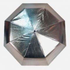 Зонт складной AVK 925 полный автомат Серебряный (4508143592506)