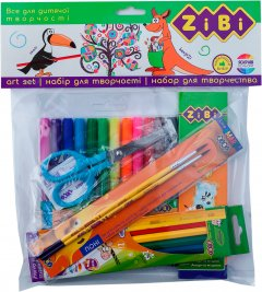 Развивающий набор ZiBi для творчества детей от 3 лет (ZB.9953)