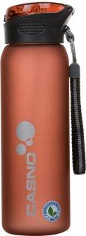 Бутылка для воды Casno KXN-1196 600 мл Красная (KXN-1196_Red)