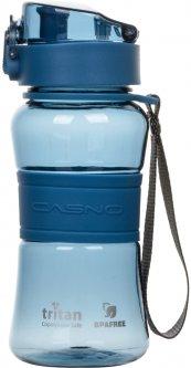 Бутылка для воды CASNO KXN-1104 Tritan 400 мл Синяя (KXN-1104_Blue_Tritan)