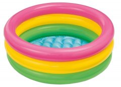 Детский надувной бассейн Intex 61 х 22 см 35 Л