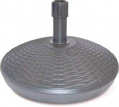 Подставка для зонта Adriatic пластик 58 мм 30 л Серая (8002936453044)
