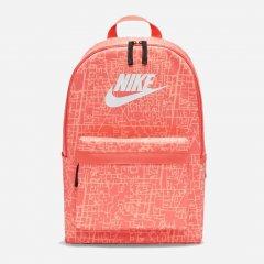 Рюкзак Nike Nk Heritage Bkpk- FA21 Aop2 DC5096-814 Коралловый (195237083220)