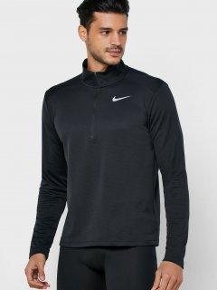 Спортивная кофта Nike M Nk Df Pacer Top Hz BV4755-010 XL Черная (193146072946)