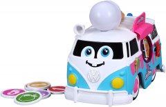 Игровая автомодель Bb Junior Magic Ice Cream Bus VW Samba Bus (16-88610)