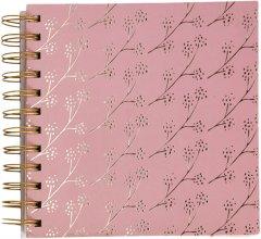Блокнот Home & Styling Collection 16х16 см 300 листов (MC1001700_pink)
