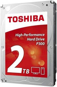Жесткий диск Toshiba P300 2TB 7200rpm 64MB HDWD120UZSVA 3.5 SATA III