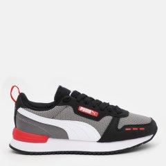 Кроссовки детские Puma R78 Jr 37361622 36 (3.5) 22.5 см Steel Gray-Puma White-Puma Black (4063699589900)
