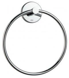 Полотенцедержатель Jaquar Continental кольцо (ACN-CHR-1121BN)