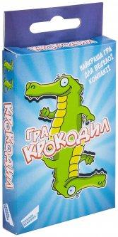Игра детская настольная Dream Makers Крокодил. Cards (4814718000780)