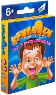 Игра детская настольная Dream Makers Кривляки+ (4814718000964)