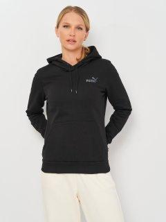 Худи Puma ESS+ Embroidered Hoodie 84608401 S Black (4063699194173)