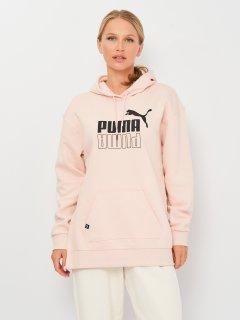 Худи Puma Power Elongated Hoodie 58954036 S Lotus (4063699387865)