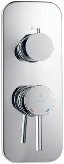 Верхняя часть смесителя для ванны JAQUAR Florentine Aquamax FLR-CHR-5783K