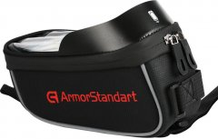 Велосумка ArmorStandart Raketa Black (ARM58959)