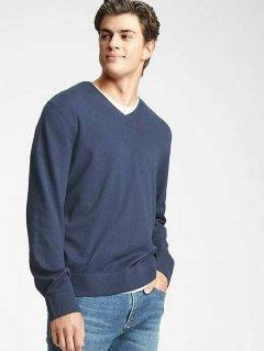 Пуловер GAP 850770230 M Синий (1159755004)
