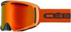 Маска горнолыжная Cebe Core L Petrol Orange (848391026113)