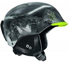 Шлем горнолыжный Cebe Contest Visor Lime Mountain 59-61 (848391027738)