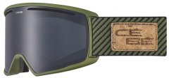 Маска горнолыжная Cebe Core L Green Camo Grey (848391039557)