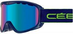 Маска горнолыжная Cebe Ridge Otg L Blue Lime (848391026243)