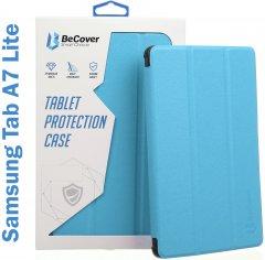 Обложка BeCover Smart Case для Samsung Galaxy Tab A7 Lite SM-T220/SM-T225 Blue (BC_706458)