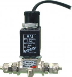Электроклапан для систем СО2 Camozzi 4/6 мм (Camozzi-A321-set)