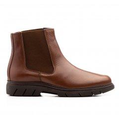 Чоловічі черевики челсі коричневі Keelan 45 (1030_45)