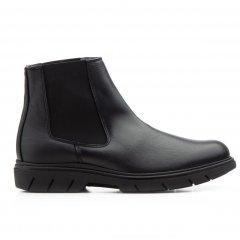 Чоловічі черевики челсі чорні Keelan 41 (1119_41)