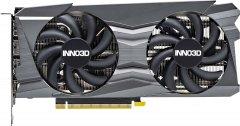 INNO3D PCI-Ex GeForce RTX 3060 Twin X2 12GB GDDR6 (192bit) (1777/15000) (3 x DisplayPort, HDMI) (N30602-12D6-119032AH)