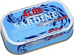 Сардины в масле Alba Food 125 г (6194002621029)