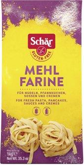 Мучная смесь без глютена Dr. Schar Mehl-Farine 1 кг (8008698005118)
