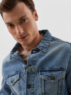 Куртка джинсовая O'STIN MB4Z32-D5 CTMIEYN7PG M (2990023117770)