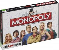 Настольная игра Winning Moves Monopoly The Big Bang Theory (024037) (5036905024037)