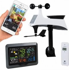 Метеостанция La Crosse WS6867B-BLA Wi-Fi
