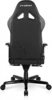 Кресло для геймеров DXRacer G Series D8200 Черное (GC-G001-N-B2-NVF)