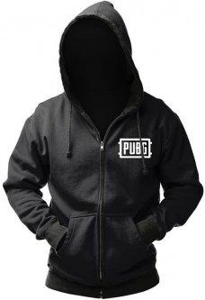 Худи Gaya PUBG Zip-Up Logo размер M (GE6275M)