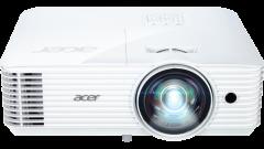 Проектор ACER S1386WH (MR.JQU11.001) White