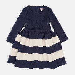 Платье Sasha 3566/6 110 см Синее (2000963624129)