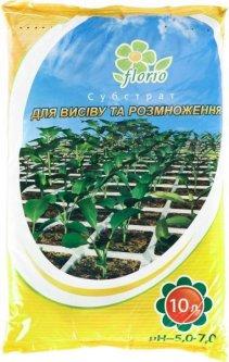 Субстрат для высева и размножения Florio 10 л (10502317)