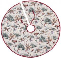 Покрывало под елку Limaso новогоднее гобеленовое EDEN1004-SD 90 см (ROZ6400053642)