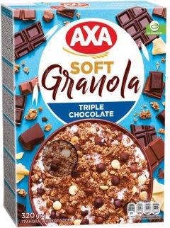 Гранола AXA с шоколадом 320 г (4820008129246)