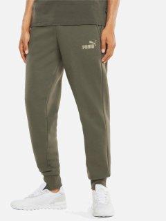 Спортивные штаны Puma ESS Logo Pants 58671544 2XL Grape Leaf (4063698944670)