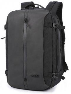 """Дорожный рюкзак AH для путешествий Водонепроницаемый для ноутбука 17,3"""" 24 л Черный (AH-B00189)"""