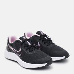 Кроссовки детские Nike Star Runner 3 (Gs) DA2776-002 37.5 (5Y) 23.5 см (195239816130)