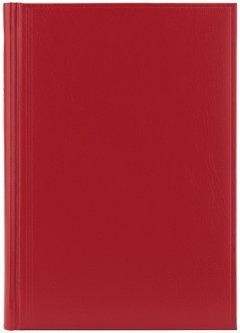 Недатированный ежедневник Brunnen Агенда Miradur красный А5 320 страниц (73-796 60 20)
