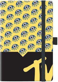 Недатированный еженедельник Brunnen смарт Графо MTV-2 А5192 страницы (73-792 68 021)
